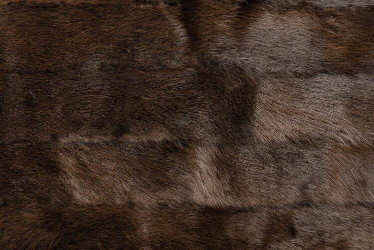 Beaver Floor Runner Carpet - Natural