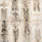 Arctic Wolf Fur Carpet