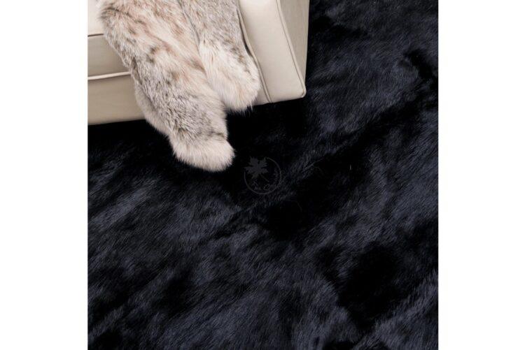 Beaver Carpet - Black