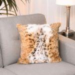 Bobcat Pillow - Regular