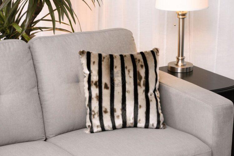 Seal Skin Pillow