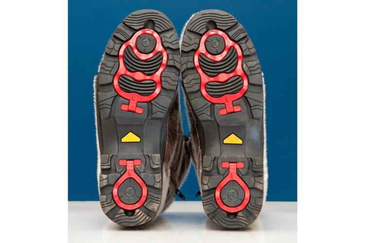 Men's Seal Skin Boots