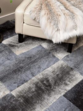 Seal Skin Carpet