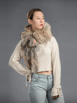 Coyote Scarf