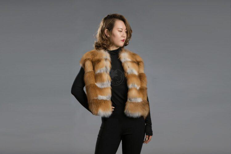 Red Fox Vest