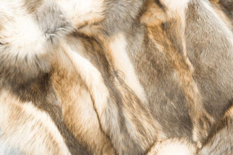 American Raccoon Blanket - Drop A