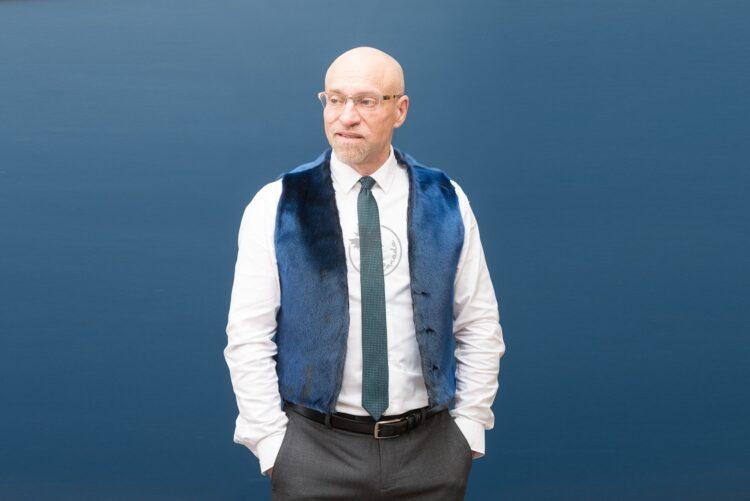 Men's Seal Skin Vest