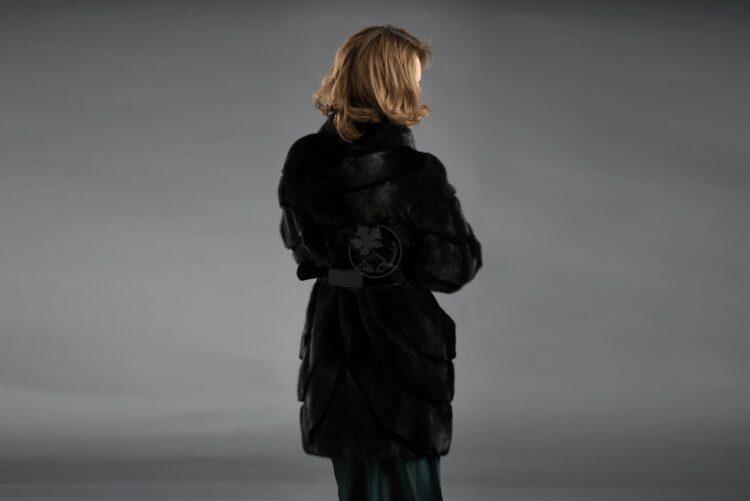 Mink - Cashmere & Long Hair Jacket