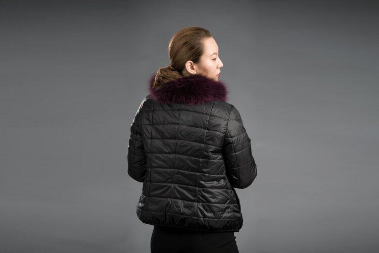 Fox - Reversible Jacket Side B